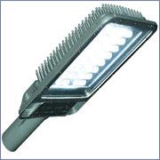 lampara reflector de LED para sistema de iluminacion con energia solares para alumbrado puiblico y de areas exteriores